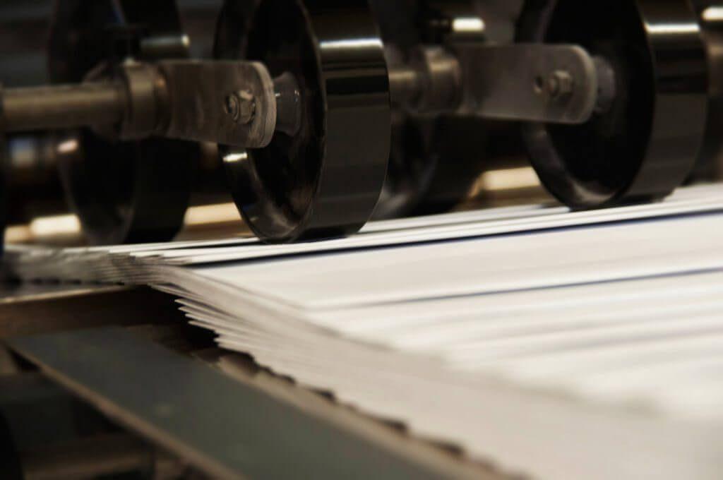Façonnage de documents imprimés