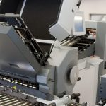 Machine pour les finitions - Imprimerie Anquetil
