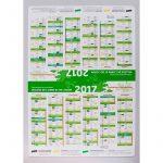 Impression des calendriers de collecte de la CCVOO
