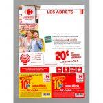 Impression d'un mailing pour Carrefour Les Abrets